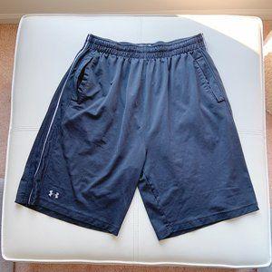 Black Athletic Workout Shorts